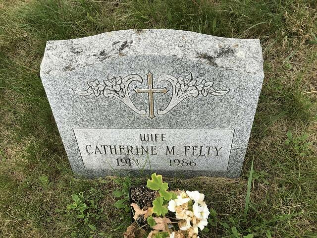 Felty, Catherine M.